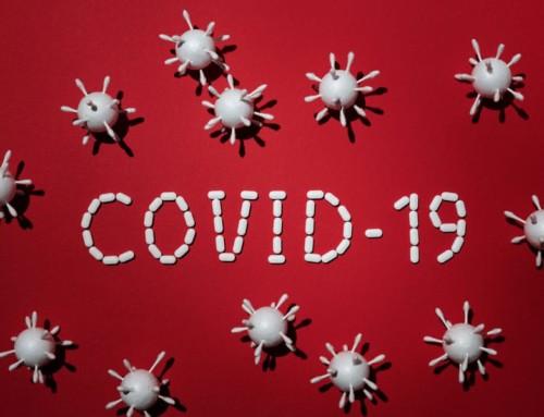 Covid-19 og føtter